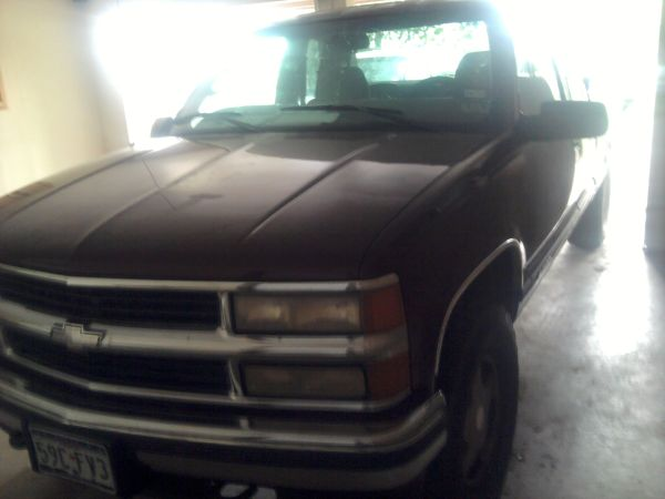 Z71 CHEVY 350 VORTEC 97 4X4 - $4500 (MISSION)