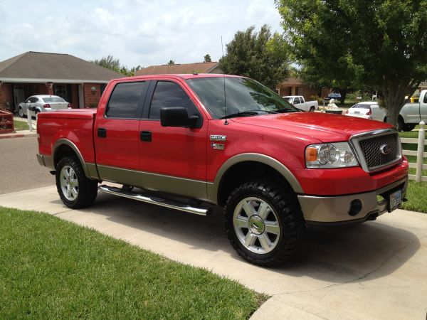 2006 FORD F150 LARIAT TEXAS EDITION 4X4 FULLY LOADED - $15500 (Priced reduced by $3000)