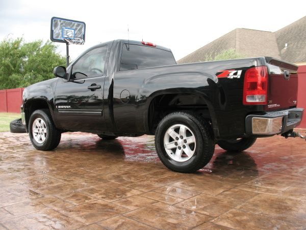 NEW PRIZE1 OWNER CARFAX CERTIFIED GMC SIERRA 2007 Z71 4X4 SINGLE CAB (RGV- VALLEY)