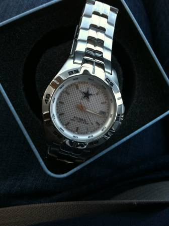 Dallas Cowboys fossil watch (Edinburg )