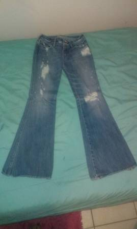 Abercrombie pants for girls  - $30 (mission)