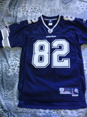 Dallas Cowboys authentic jersey. 82 Witten new condition - $60 (Mcallen)