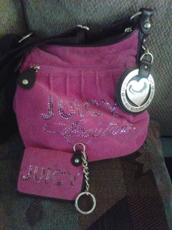 Authentic Juicy Couture Purses - $70 (San Juan)