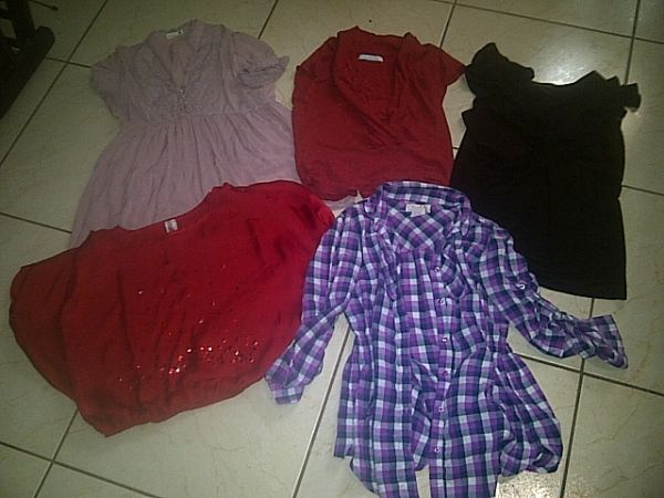 UPDATE Womens tops, Jeans, skirts, dresses (mission)