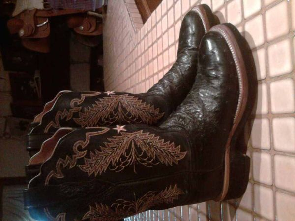 Ladies Lucchese Boots For Sale (Weslaco)