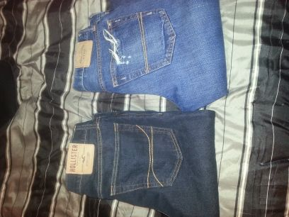 NEW AbercrombieFitch, Hollister Mens Jeans - $30 (Mission, TX)