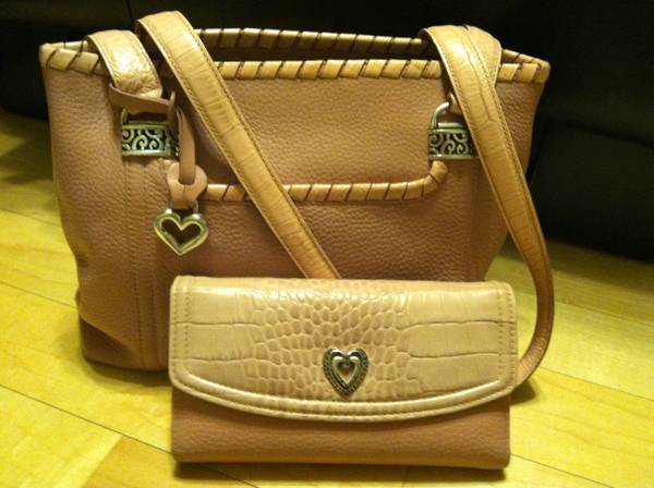 Brighton Purse and Large Wallet - $180 (Mission)