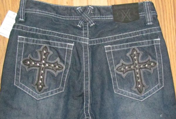XTREME COUTURE BY AFLICCTIONJEANS nuevo $30 - $30 (MISSION)