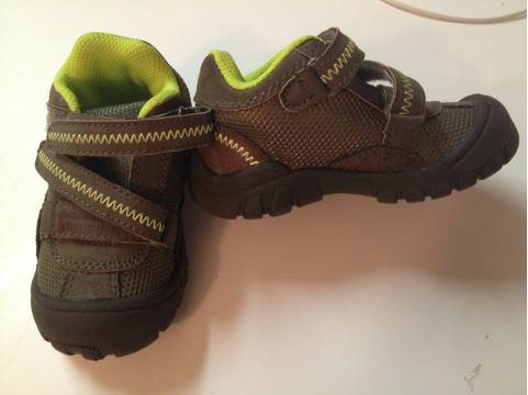 NEW SHOES FOR TODDLER BOY (mcallenmission)