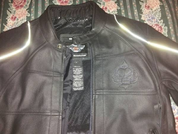 HARLEY DAVIDSON JACKET - $280 (MISSION)