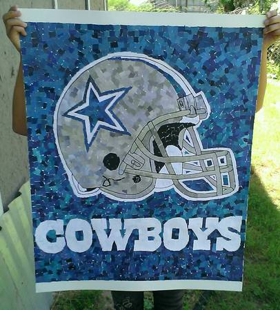 DALLAS COWBOYS FANS - $50 (WESLACO)