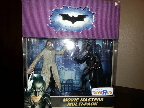 BATMAN MOVIE MASTERS MULTI-PACK -   x0024 25  mcallen edinburg