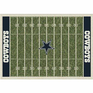 Rug NFL Dallas Cowboys Collection carpet - $350 (Edinburg)