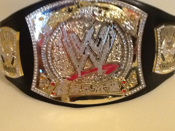 WWE Chionship Adult belt - $150 (McAllen)