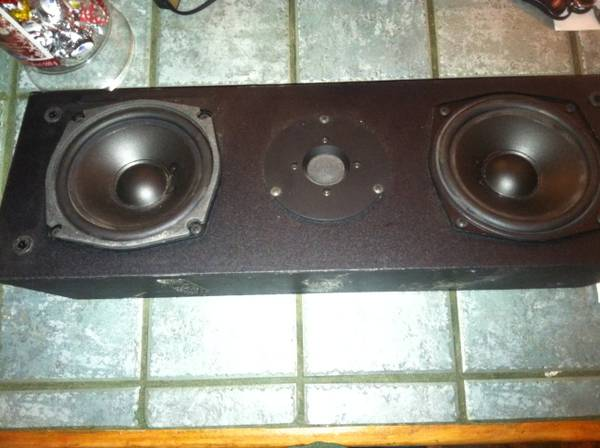 Yamaha center speaker - x002415 (Edinburg)