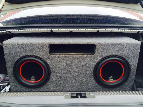 DB Drive Okur 2000 watts RMS audio car system - $800 (Hidalgo)