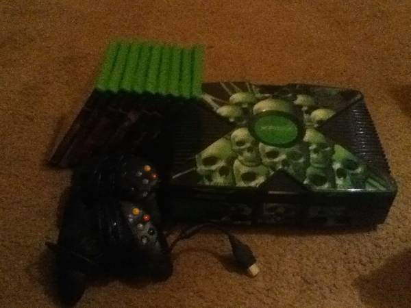 Selling stuff cheap (Edinburg)