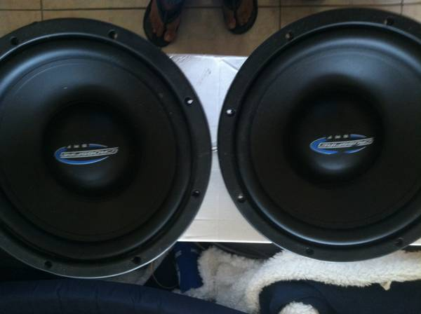 Bmf crossfire old school woofers