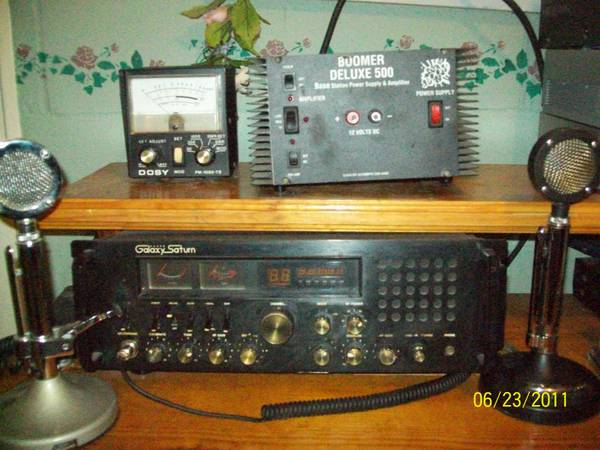 Galaxy Saturn Homebase CB Radio (Edinburg)