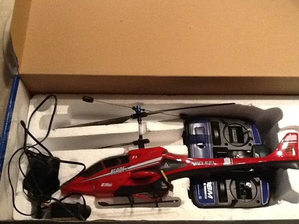 blade cx2 helicopter - $120 (south mcallen)