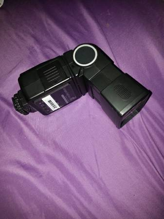 sunpak digiflash 3000 - $25 (pharr)