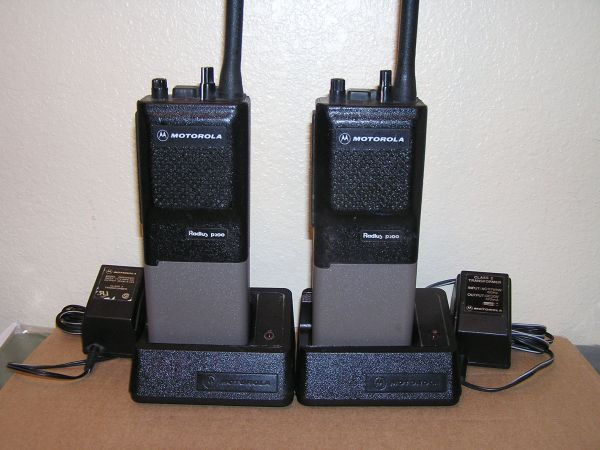 1 Motorola P200 VHF 6 Channel Repeater Radio - $60 (BROWNSVILLE, TX)