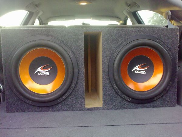 2 Quantum Audio 12 subs and Lanzar Vibe 1000 watts AMP - $250 (MCALLEN TX)
