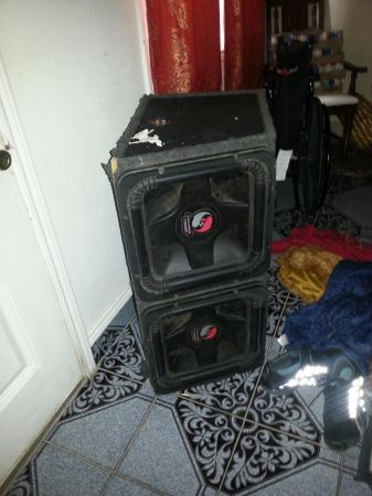two 15 L5 kickers with box - $230