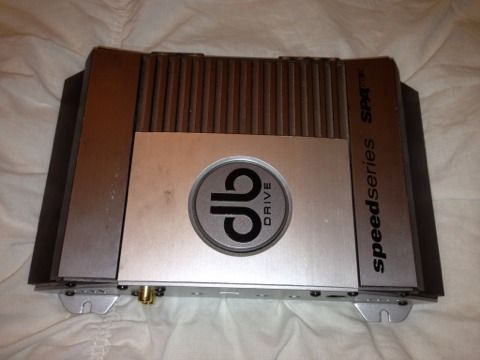 DB Drive Amp Speed Series 80.2 - $60 (McAllen)