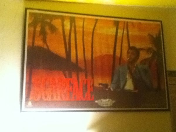 Scarface posters for sale both for 60$ or trade - $60 (Pharr,Tx)