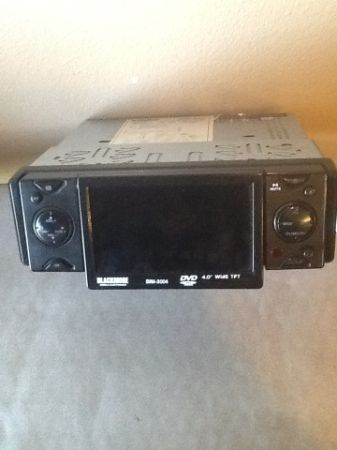 Blackmore Car Stereo - $130 (Edinburg,Tx)
