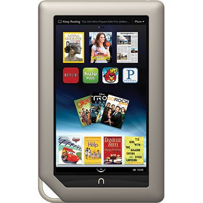 7 Tablet - Barnes and Noble Nook - $100 (McAllen, TX)