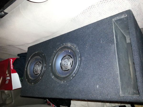 db drive subwoofers fs ft (rgv)