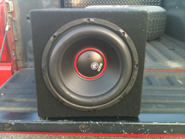 DB Drive and Amp - $200 (MissionWeslaco)