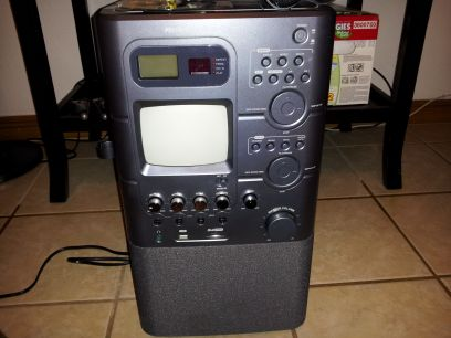memorex mks8591a karaoke machine new never used - $75 (missionmission)
