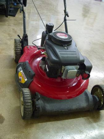 Huskee Lawn Mower - $100 (Donna)