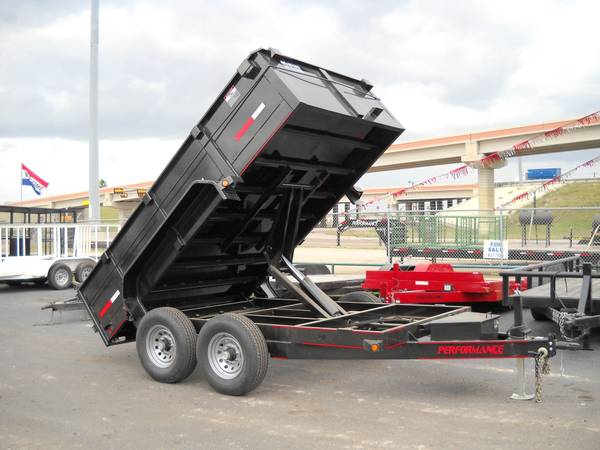 DUMP TRAILER - x00246495 (MR VICTORS (EDINBURG))