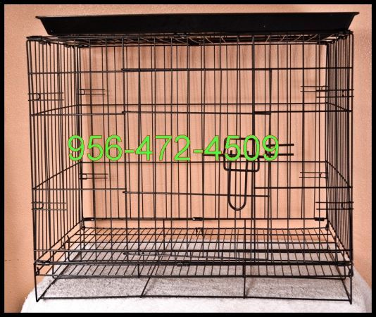 crate cage kennel for sale - $40 (Donna)
