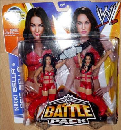 WWE BELLAS 2 FIGURE BATTLE PACK -   x0024 1  McAllen Edinburg