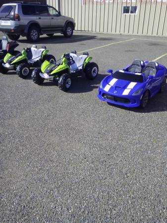 Carritos elctricos y power wheels  1522 S Cage en PHARR