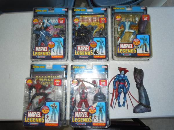 marvel legends for sale  -   x0024 1  north mcallen