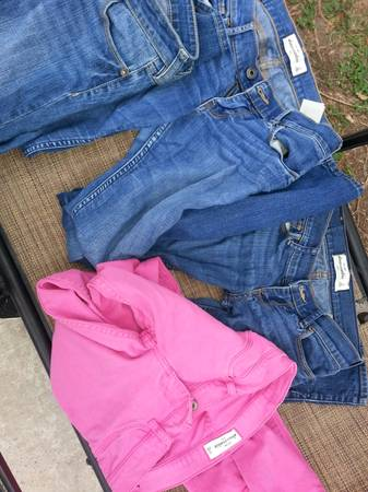 Abercrombie, FOREVER21, EXPRESS, ALL REAL BRANDS GOOD CONDITION. (edinburg tx canton GPS (2720 diedorf dr))