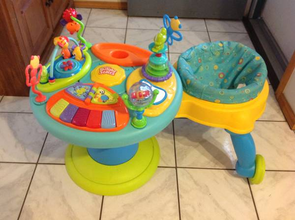 Bright Stars Walker Around We Go - $45 (Alamo)