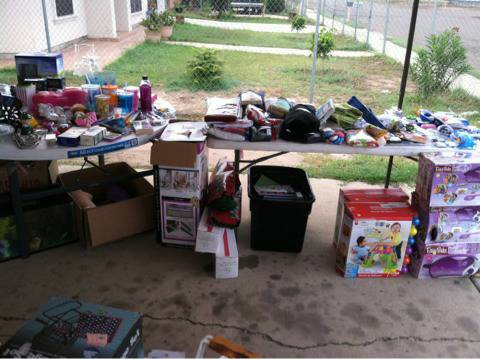 Big Garage Sale (Mission)