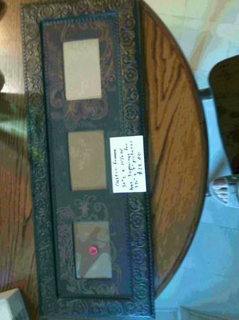 Reduced Brown rustic frame for sale - x002410 (mcallen)