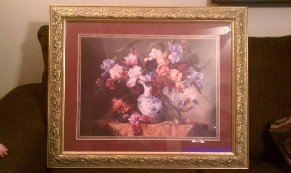 Home Interiors Picture Frames For Sale