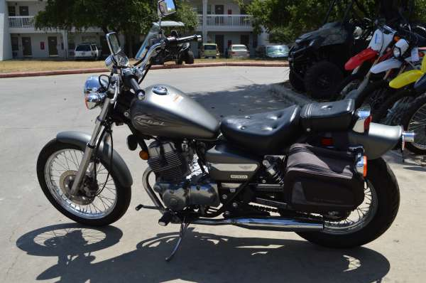 2 799  2012 Honda Rebel  CMX250C
