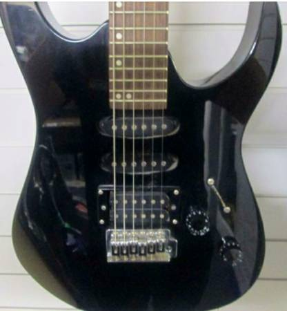 NEW WASHBURN WR120 Rocker Series 6-String Electric Guitar - x0024210 (Edinburg-McAllen,Texas)