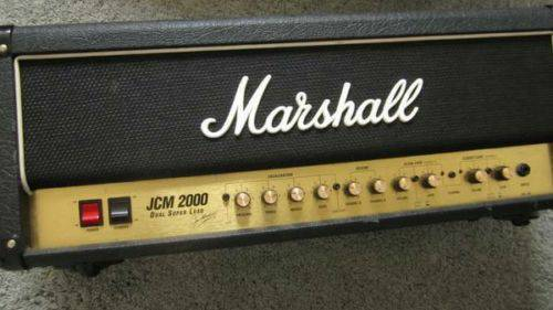 SELLING ALL MY GEAR, MARSHALL JCM 2000 HALF STACK AND 2 GUITARS  LK