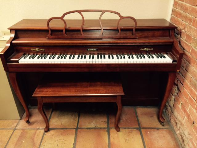 1987 Baldwin Spinet Piano